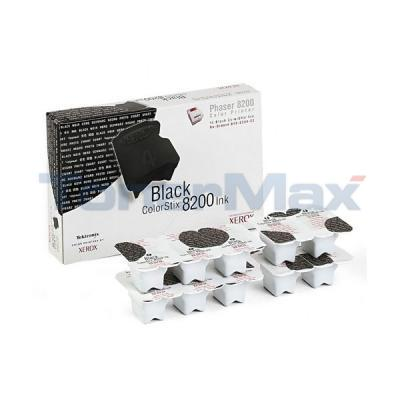 XEROX PHASER 8200 COLORSTIX INK BLACK